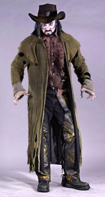 Outlaw Zombie Kostüm