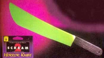 Scream Knife II Glow/Dark