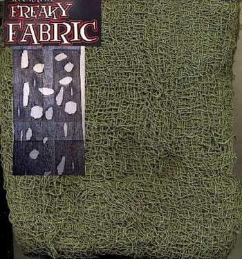 Freaky Fabric Dekonetz grün