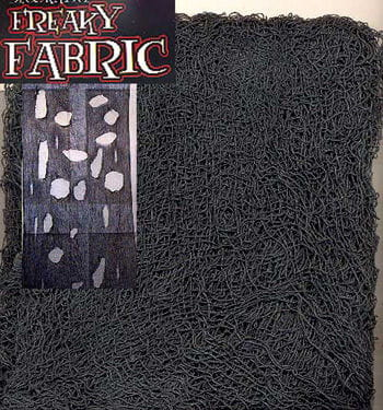 Freaky Fabric Deconet black