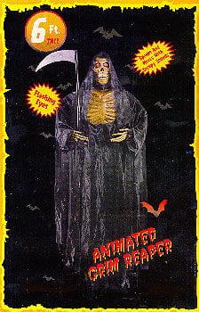 Grim Reaper Animatronic 180 cm