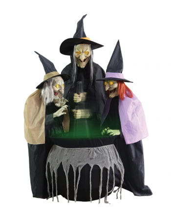 3 Boiling witch sisters