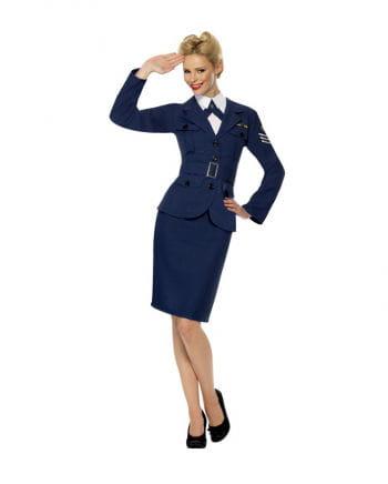 40s stewardess Kostm