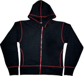 Black Hoody Size M
