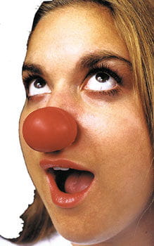 Clown Nose Vinyl