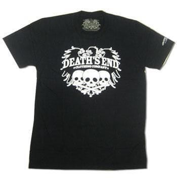 Three Skull T Shirt SZ.M