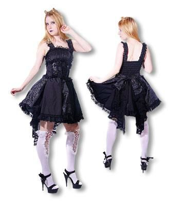 Romantic Gothic Lolita Dress S