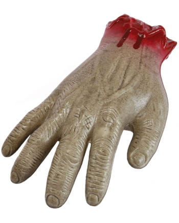 Chopped Zombie Hand