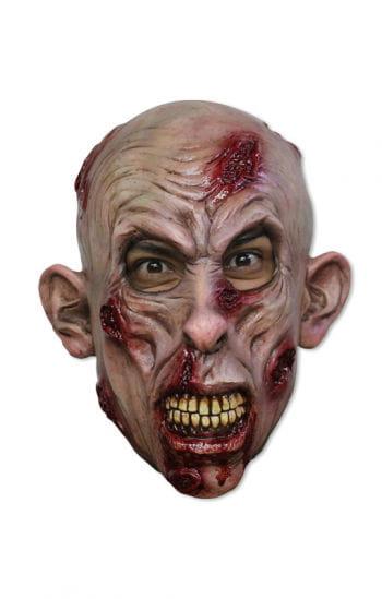 Aggressive Zombie Maske