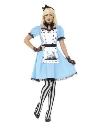Alice im Märchenland Kostüm