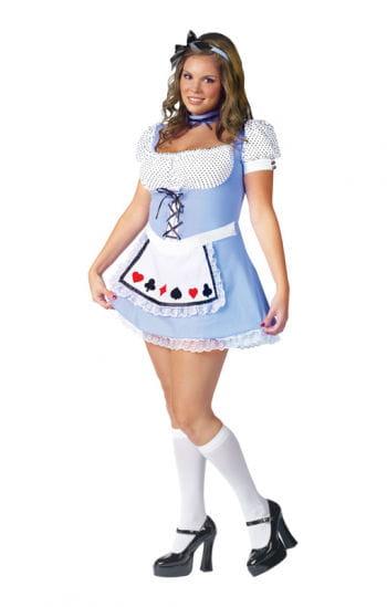 Alice Kostüm Plus Size
