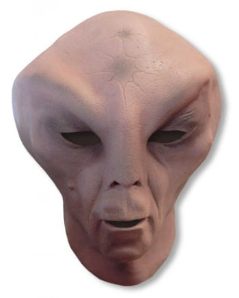 Alien mask made of foam latex