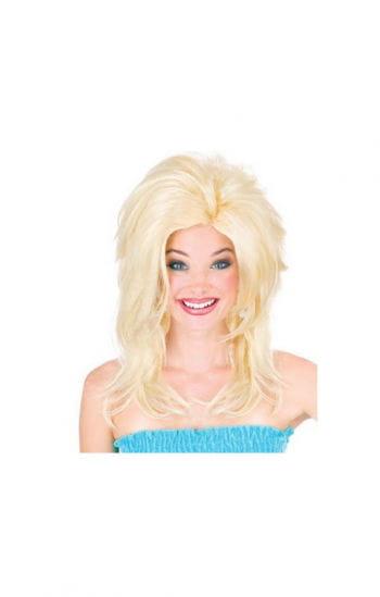 Amerikanische Hausfrauen Perücke blond