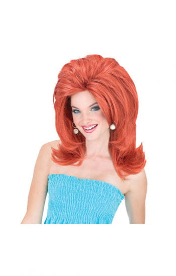 American housewives copper red wig