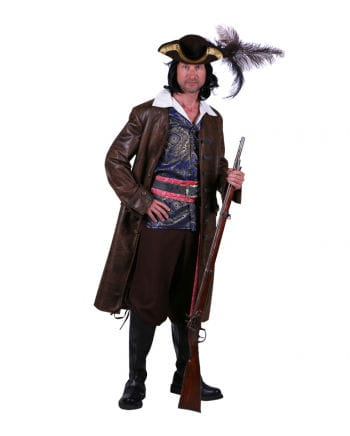 Antique Pirate Costume Deluxe