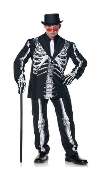 Baron Samedi Skelett Anzug XL