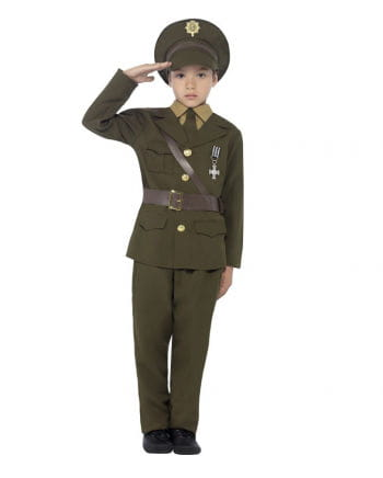 Army Officer kids trim