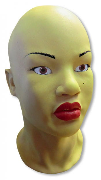 Asian Lady Mask Foam Latex