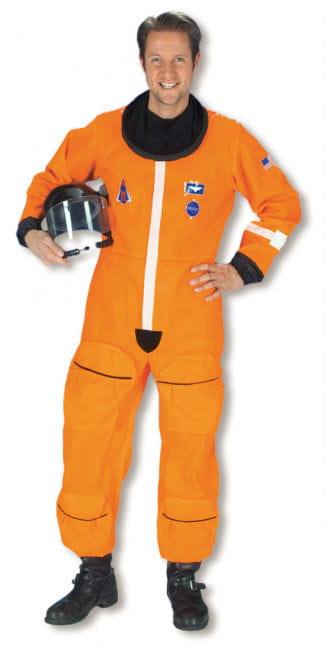 Astronautenkostüm  XL