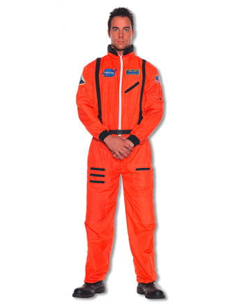 Astronaut jumpsuit orange XXL