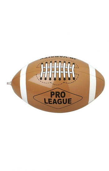 Aufblasbarer Football