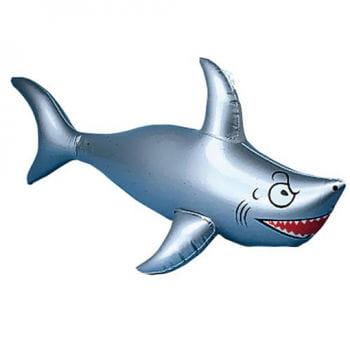 Aufblasbarer Weißer Hai