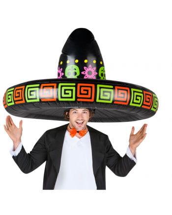 Aufblasbarer Sombrero