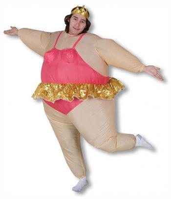 aufblasbares Prima Ballerina Kostüm