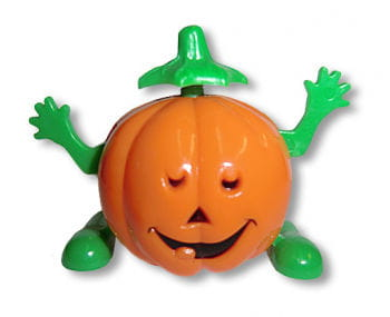 Wind-Up Toy Halloween Pumpkin