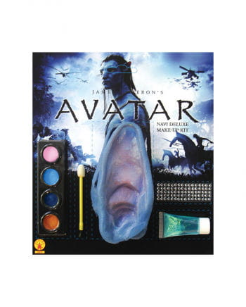 Avatar Make up Set mit Ohren