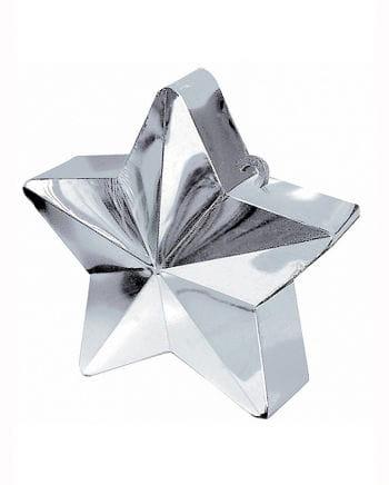 Ballongewicht Stern Silber 170g