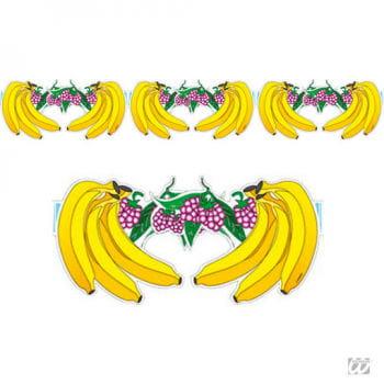 Bananen Girlande