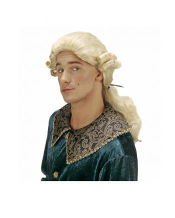 Alphonse Marquis wig