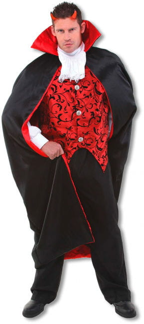 Baroque Devil Costume