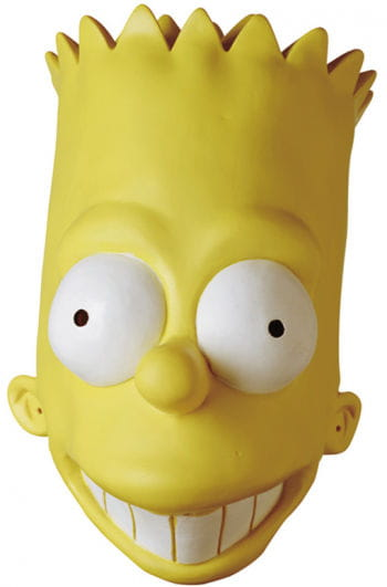 beard Simpson mask