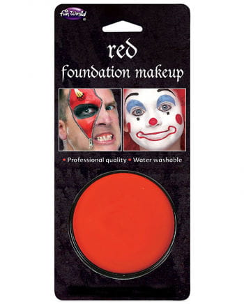 Base makeup red
