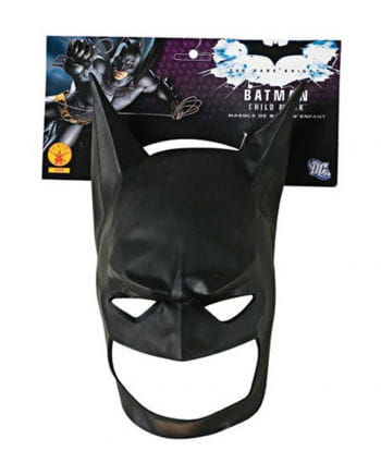 Batman Kindermaske aus Latex