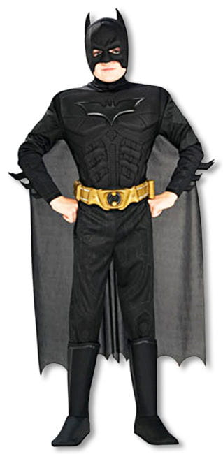 Batman Muscle Child Costume