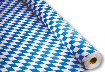 Bavarian Paper Tablecloth
