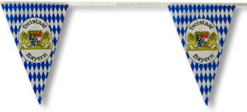 Bavaria Pennant Banner with Coat of Arms