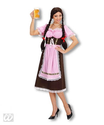 Bavarian Dirndl Costume M / 38 | XS / 34