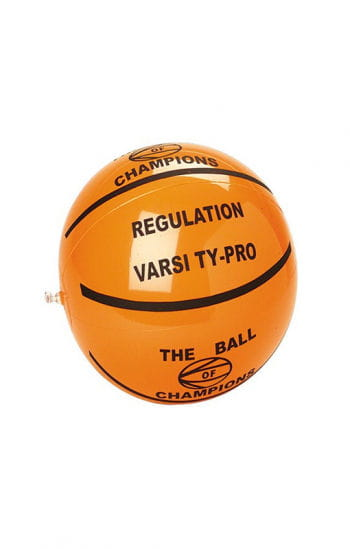 Aufblasbarer Basketball