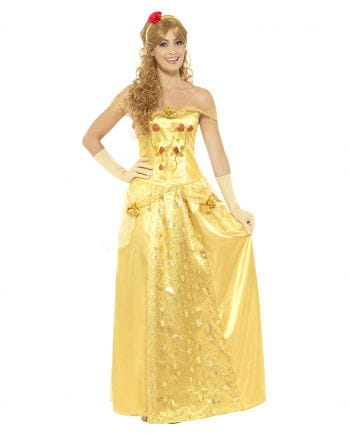 Goldene Prinzessin Kostüm