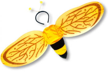 Bee Accessory Set
