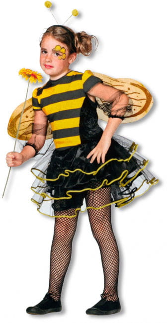 Bee Costume Child M