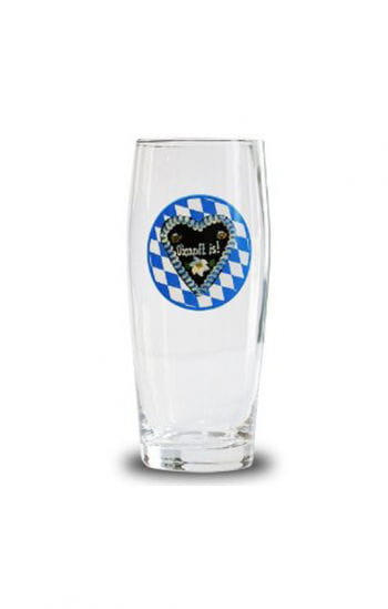 Bierglas O`zapft is