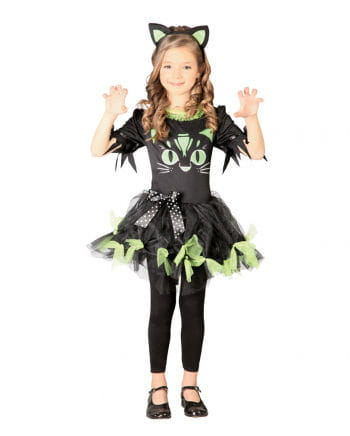 Black Kitty Kids Cat Costume