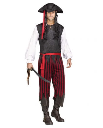 Blackhawk Pirate Costume