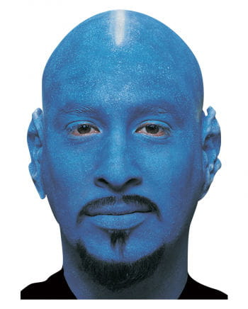 Bald Cap Blue