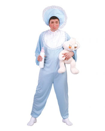 Baby costume for men Blue